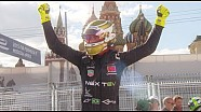 Slo-mo celebration: Piquet wins in Moscow