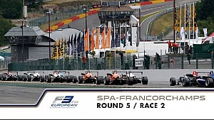 F3 Europe - Spa-Francorchamps - Course 2