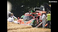 Mazda 767B crash at Goodwood FoS 2015
