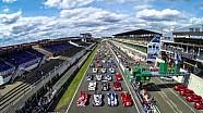 Timelapse de la photo de famille des 24H du Mans