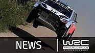Rally de Polonia 2015: etapas 13 - 16