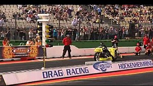 2011 European Drag Racing at Hockenheim - Prog 1
