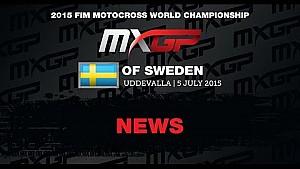 MXGP of Sweden 2015 Highlights