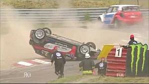 Ulrik Linnemann FLIP: Höljes RX FIA Campeonato del Mundo de Rallycross