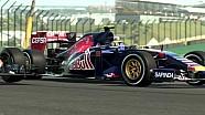 F1 2015 Vídeo de lançamento