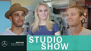 Weekly Studio Show: F1 start rules explained & Mercedes summer party