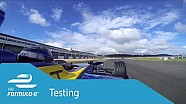 Onboard di Nicolas Prost a Donington