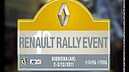 Parte il 1. Renault Rally Event a Bibbiena