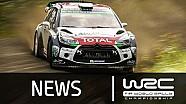 Rallye de Finlande - ES1 à 4