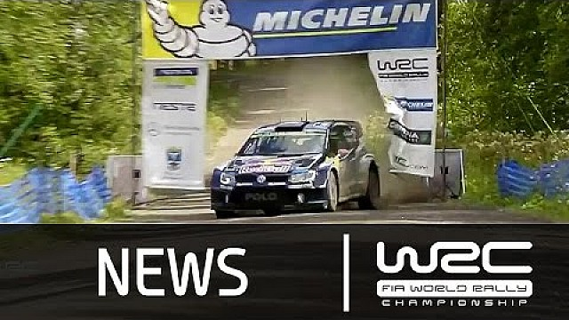 Rally Finland 2015: Powerstage SS 20