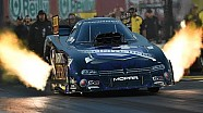 Jack Beckman sets NHRA National E.T. record