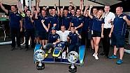 Il titolo squadre della e.dams Renault