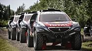 Le Dakar 2015 avec Peugeot