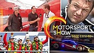 Motorsport Show met Guy Cosmo