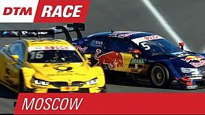 حادث تيمو غلوك وماتياس إكستروم في سباق موسكو الأوّل