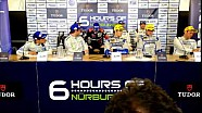 6 Hours of Nurburgring: Class Winners Press Conference