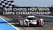 Chris Hoy remporte le titre ELMS en LMP3