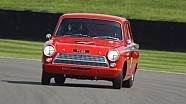 Touring car champ Jordan speeds along in Lotus Cortina
