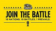 """The Chase for The NASCAR Sprint Cup 2015 – """"Pledge"""""""