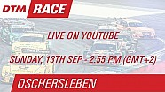 DTM Oschersleben 2015 - Race 2 - Live Stream