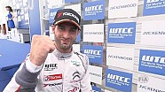 José María López wins race 1 in Motegi