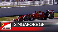 Singapore GP - The championship bids farewell to Europe