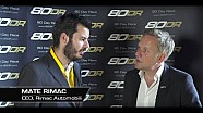 Mate Rimac, 80 Day Race candidate team