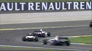 Formule Renault 3.5 - Le Mans - Les meilleurs moments de la Course 1