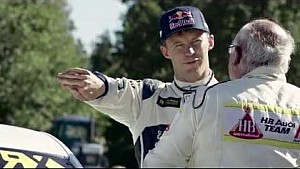 EKS in World RX: The Real Stig