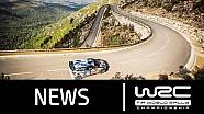 WRC - Tour de Corse 2015 - Spéciale 6