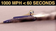 Bloodhound SSC: 0-1000-0 MPH In Less Than 2 Minutes