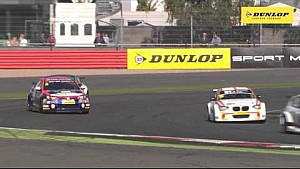 Dunlop Highlights - BTCC: Silverstone