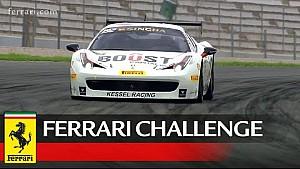Ferrari Challenge Europe Coppa Shell - Valencia 2015: Race 1
