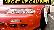 Too Much Negative Camber - Wheel Alignment