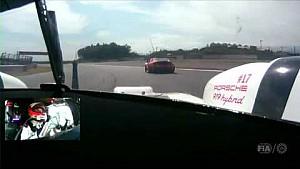 Eine Runde in Fuji mit Porsche