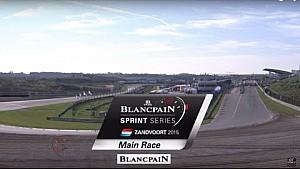 Blancpain Sprint Series - Zandvoort 2015 - Hoogtepunten
