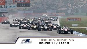 السباق رقم 33 لموسم 2015 - السباق الثالث في هوكنهايم