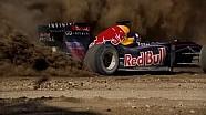 Fórmula 1 llega a Estados Unidos - Red Bull Racing toma primera vuelta en Texas