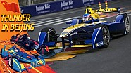 Sébastien Buemi Sets Fastest Lap In FP1 At Beijing ePrix