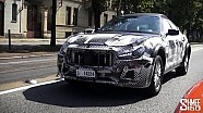 SPYSHOT: Maserati Levante SUV Prototype from GT3 RS