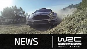 WRC - Rallye d'Espagne 2015 - Spéciales 1-5