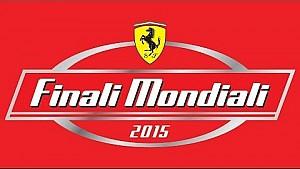 بثّ مباشر: تحدي فيراري تروفيو بيريلي/آسيا-باسيفيك، السباق الثاني