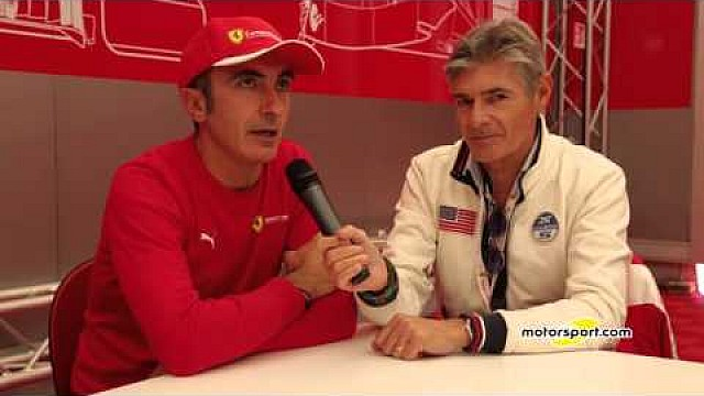 Ferrari World Finals | Exclusive interview with Andrea Bertolini