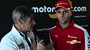 Ferrari World Finals | Exclusive interview with Gianmaria Bruni