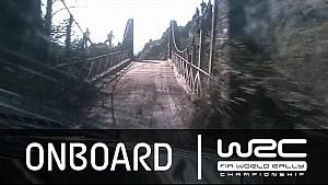 Ралли Аргентина 2015. Запись с бортовой камеры, Себастьен Ожье, СУ12