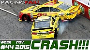 Crash-Compilation KW 44: Rallye und Racing