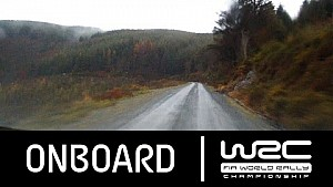 WRC - Rally de Gales GB 2015: Neuville a bordo
