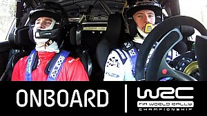 WRC Shakedown Wales Rally GB 2015: Elfyn Evans/ Scott Williams