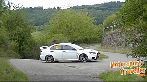 ADAC Rallye Deutschland 2015 video diary part 3