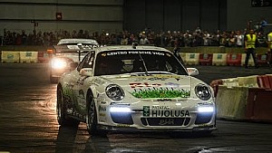 Onboard Sergio Vallejo || Porsche 911 GT3 2010 || Semifinal Retro Clásica Bilbao 2015